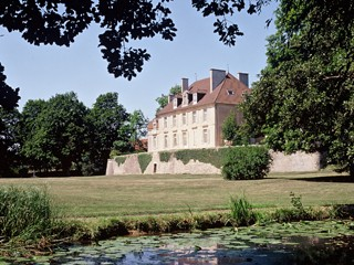 Chateau de Rigny im Burgund