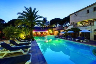 Hotel San Pedro, Saint-Rapael
